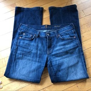 COPY - 7 For All Mankind Bootcut Jeans - 29